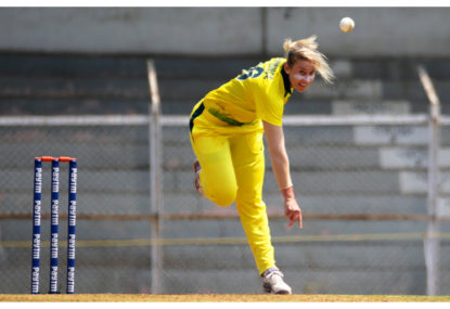 Aussie women on the verge of ODI series win