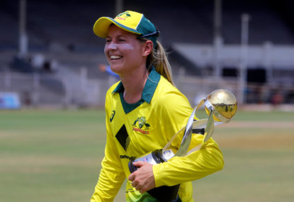 Aussie women reclaim World Twenty20 title