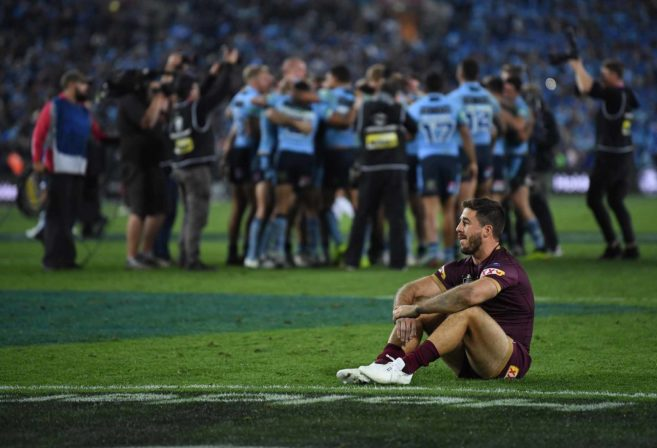 Ben Hunt after Origin 2
