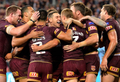 Post-season Origin fine with Wallace
