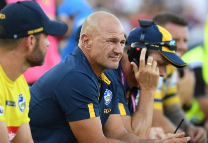 Eels announce contract extension for coach Brad Arthur