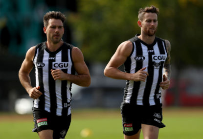 Can a full-strength Pies side defeat the Tigers?