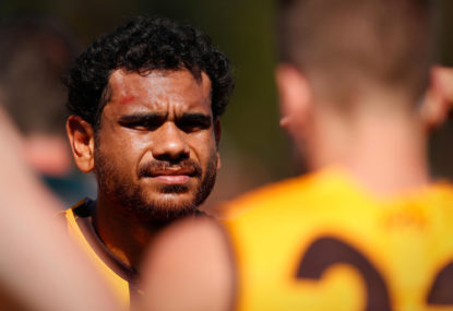 Cyril Rioli announces immediate retirement from AFL