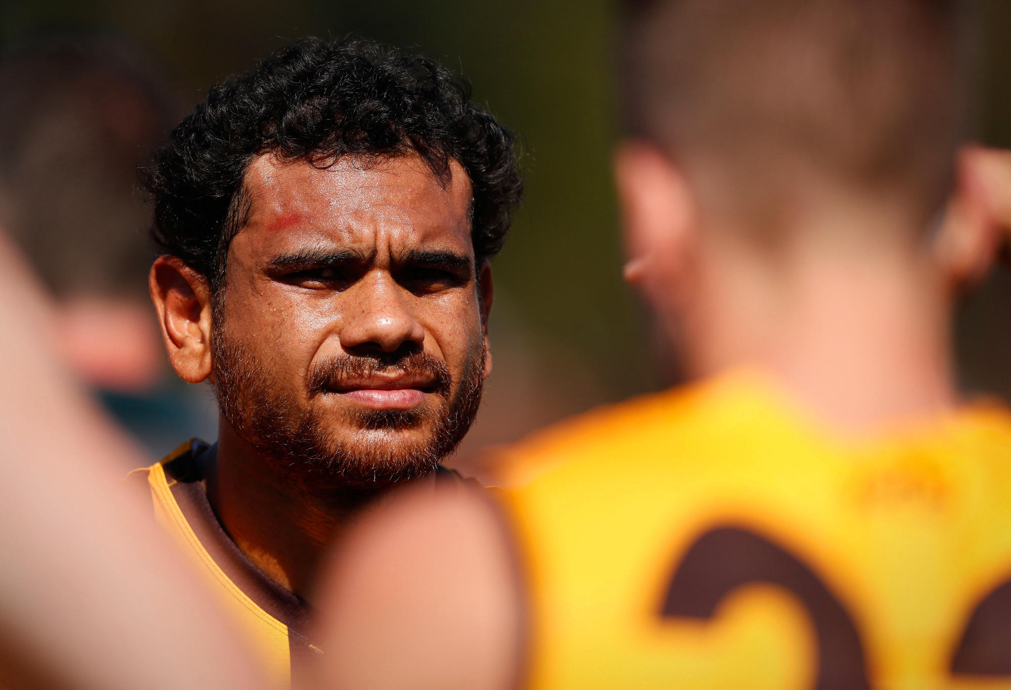 Cyril Rioli has announced his immediate retirement from the AFL.