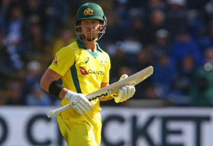 Short guides Aussies to T20 win over UAE