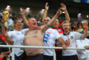 How the footballing world reacted to England's stunning penalty shoot-out win over Colombia