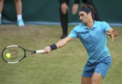 Roger Federer vs Kevin Anderson: Wimbledon men's quarter-final live scores
