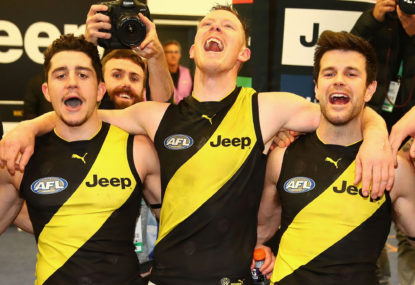 The AFL's feel-good finals: A sporting triumph