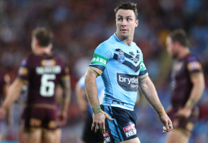 LISTEN: Who fills the centres and halves for the NSW Blues?
