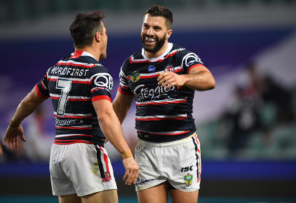 Roosters vs Sharks: The ultra definitive stats preview