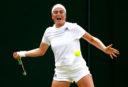Jelena Ostapenko vs Angelique Kerber: Wimbledon women's semi-final live scores