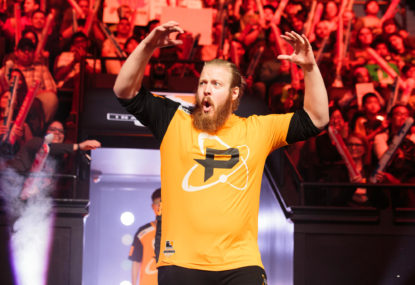 Philadelphia Fusion through to finals against the odds