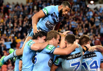 The NSW Blues contenders