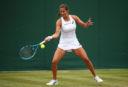Kiki Bertens vs Julia Goerges: Wimbledon women's quarter-final live scores