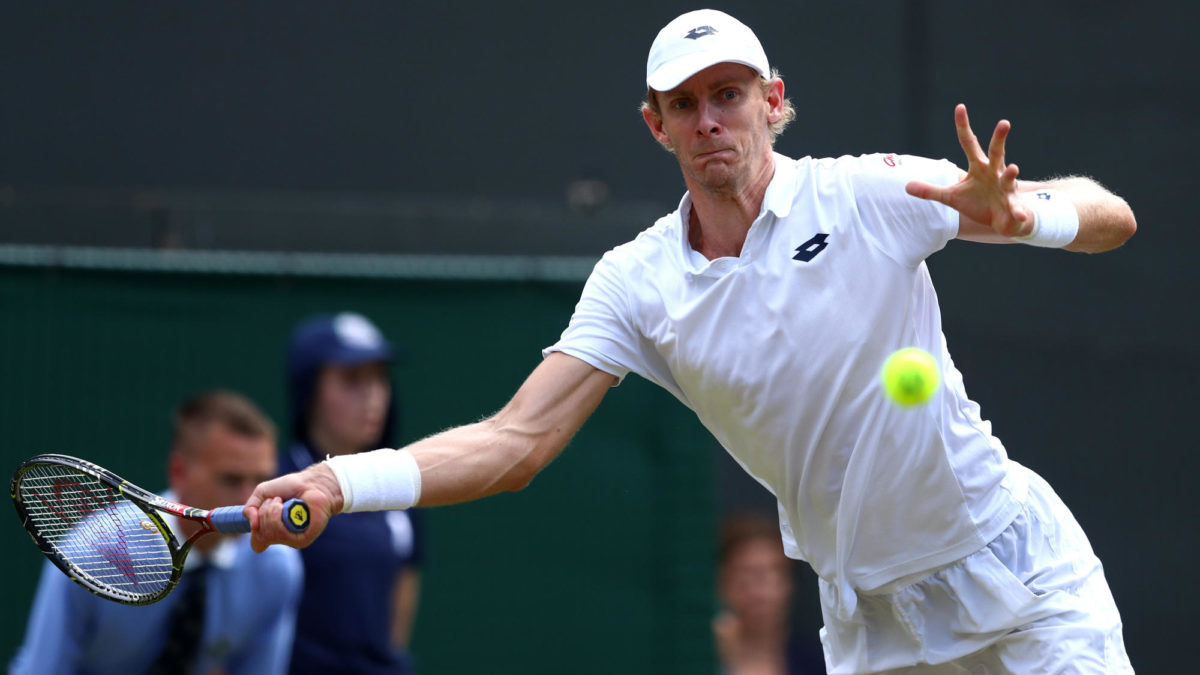 Kevin Anderson Vs John Isner Wimbledon Men S Semi Final