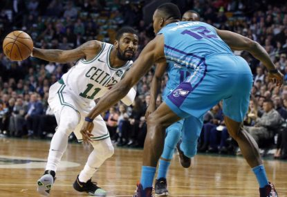 Championship contender first round exit? Where to for the Celtics?