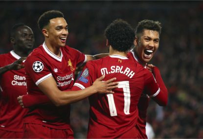 Champions League drama as Firmino proves he still has an eye for goal