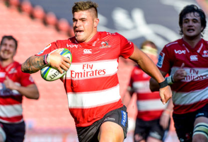 Lions vs Sharks: Super Rugby live scores