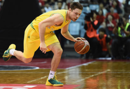 Boomers confirm shock omissions in Basketball World Cup squad