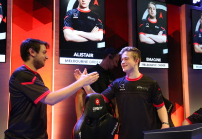 This Aussie esports team could be about to claim six championships in six months