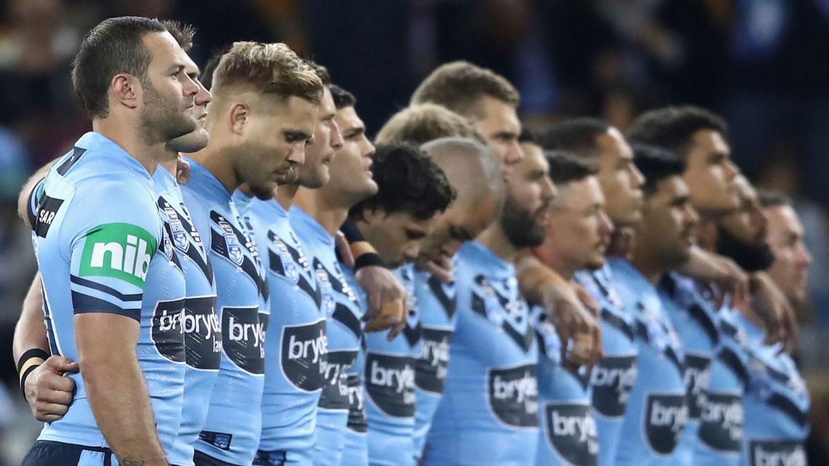 NSW Blues name team for Origin 1 2019