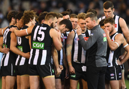 AFL finals diary: Cloudy with medium chance of Magpies' flag