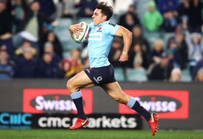 Waratahs attack has Highlanders on edge