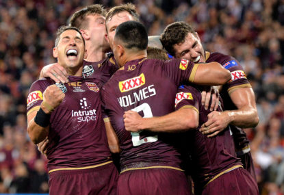 Queensland win Origin 3 to send Billy Slater into Maroons retirement as a winner