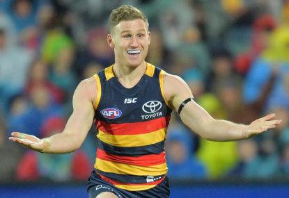Adelaide Crows vs Melbourne Demons: AFL live scores