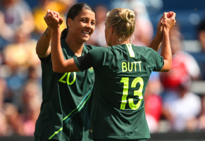 Matildas vs Japan highlights: Tournament of Nations live scores, blog
