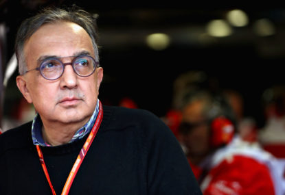 Competitive Ferrari is Marchionne's F1 legacy
