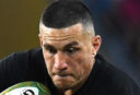 Sonny Bill Williams ruled out of first two Bledisloe Tests