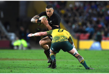Wallabies eyeing off Bledisloe Cup upset