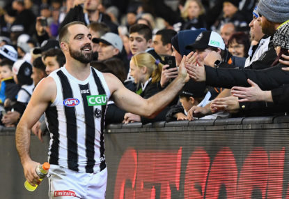 The agony and ecstasy of a 54-year-old Collingwood fan