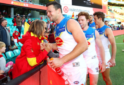 Steven May defends Melbourne move, backs Gold Coast to improve