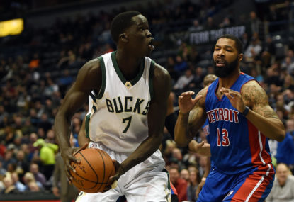 Thon Maker makes statement; stands strong after Australia-Philippines basketbrawl