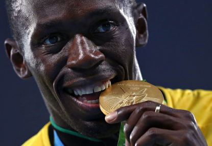Usain Bolt on the verge of joining the A-League - no, seriously!