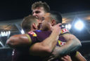 No white wash for the Blues as Maroons farewell Slater in style