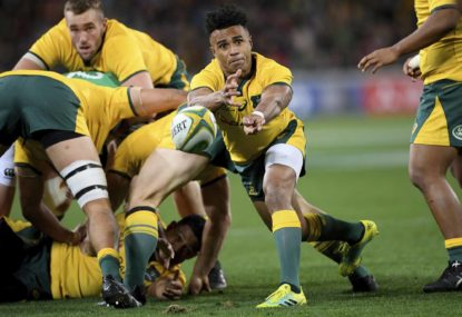 Genia ready for physical England Test
