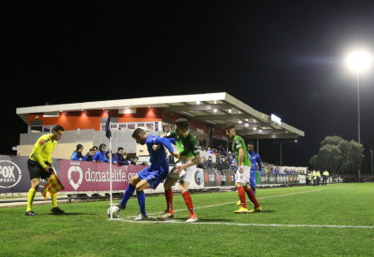 The FFA Cup is back, different and begging for a new name