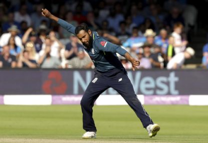 Why Australia must not mirror England's Rashid selection