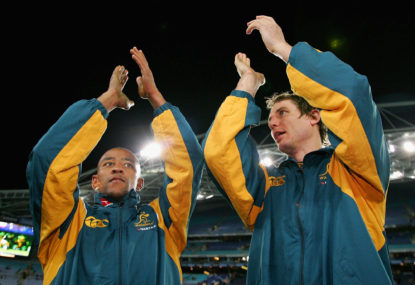 Pick the greatest Wallabies team of the Super Rugby era: Halves