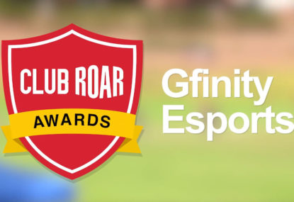 Winner announced! Club Roar Gfinity esports competition