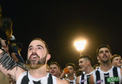 True Grit: The Magpies have added class to their toughness to become a contender