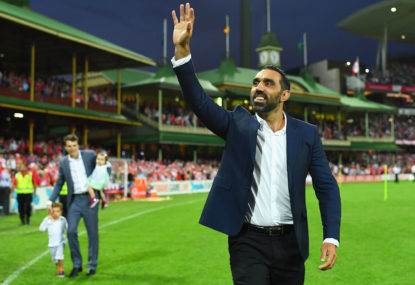 Rugby Australia and Adam Goodes should create a dance to rival the Haka