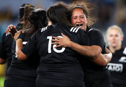 Black Ferns hammer Wallaroos in big victory