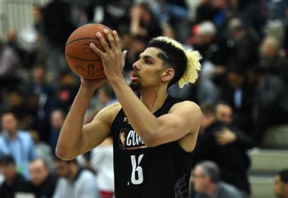 Sydney Kings sign NBA draft prospect