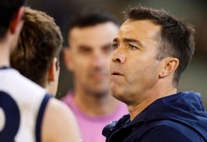 AFL coaching ladder: Rounds 1-6