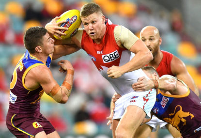 Hannebery traded to Saints for bargain price