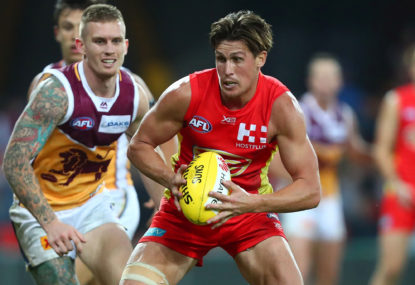 Gold Coast Suns vs Essendon Bombers: AFL match result, highlights